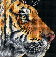 Dimensions Minis - Tiger Profile