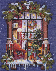 Janlynn - Christmas Window