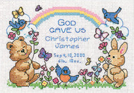 Baby Hugs -  God's Baby Birth Record