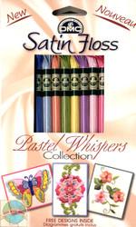 DMC - Satin Floss Pastel Whispers