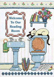 Dimensions Minis - Reading Room Welcome