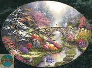 Candamar / Thomas Kinkade - Stillwater Bridge