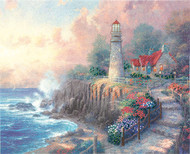 Candamar / Thomas Kinkade - Light of Peace
