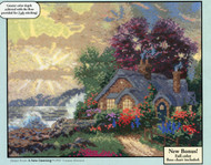 Candamar / Thomas Kinkade - A New Day Dawning (C)
