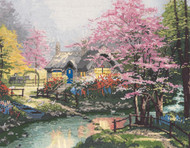 Candamar / Thomas Kinkade - Stepping Stone Cottage