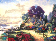 Candamar / Thomas Kinkade - A New Day Dawning (E)