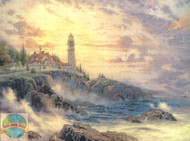Candamar / Thomas Kinkade - Clearing Storms