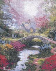 Candamar / Thomas Kinkade - Brookside Hideaway
