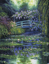 Candamar - Monet's Japanese Bridge