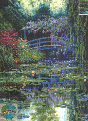 Candamar - Monet's Japanese Bridge Picture