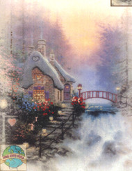 Candamar / Thomas Kinkade - Sweetheart Cottage II