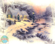 Candamar / Thomas Kinkade - Evening Glow