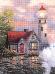 Candamar / Thomas Kinkade - Beacon of Hope
