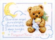 Dimensions - Cuddly Bear Birth Record