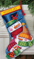 Dimensions - Freezin' Season Stocking