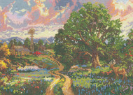 Candamar / Thomas Kinkade - Country Living - SALE!
