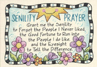 Dimensions Minis - Senility Prayer
