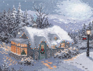 Candamar / Thomas Kinkade - Silent Night