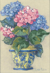 Dimensions Minis - Colorful Hydrangea