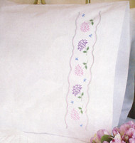Dimensions - Hydrangeas Pillow Cases