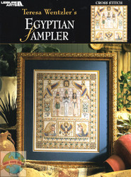 Leisure Arts - Teresa Wentzler's Egyptian Sampler