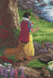 Disney Dreams - Snow White Vignette