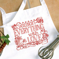 Dimensions - Season Everything Apron