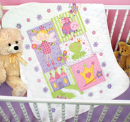 Dimensions Baby Hugs - Fairy Quilt