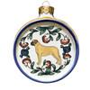 Mastiff Dog Lover Christmas Ornament