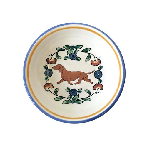 Dachshund dipping bowl from shepherds-grove.com