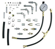 SKU : TU-446C  -  Basic Fuel Injection Pressure Test Set - GM T.B.I.