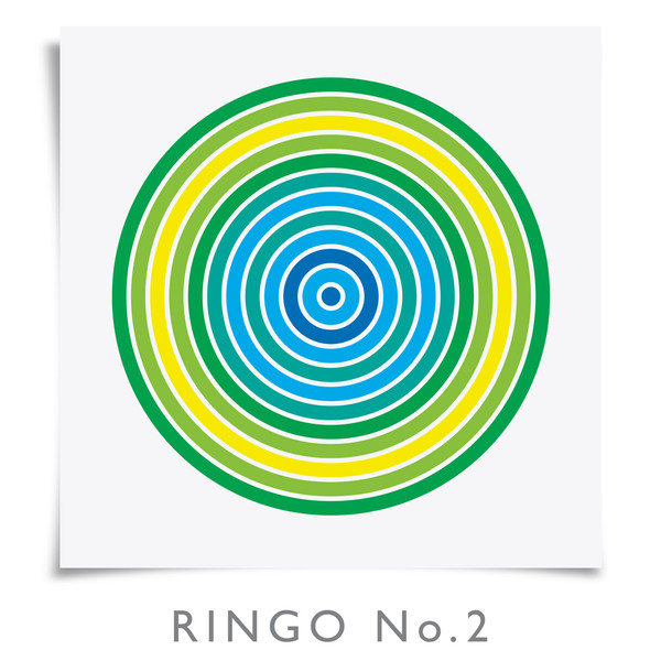 Ringo! No.2 print by Dig The Earth
