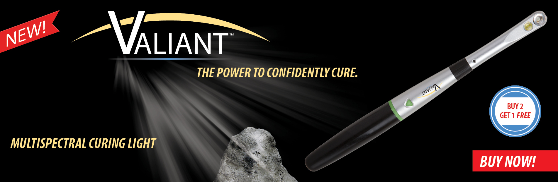 Valiant LED Curing Light