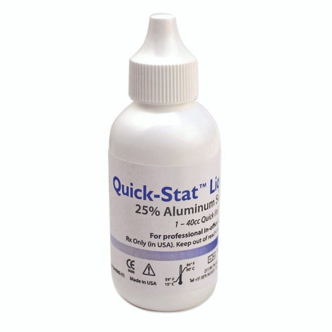 40 mL bottle - Quick Stat™ FREE Liquid (label not updated to reflect 'FREE')