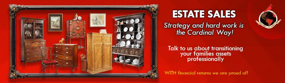 estate sales at cardinal selling services