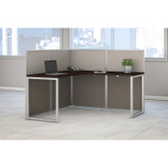 "BBF Bush Easy Office L-Shaped Desk 60"" - EOD360MR-03K"