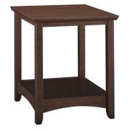 Bush Buena Vista End Table in Madison Cherry Finish Set of 2  - MY13877-03
