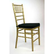 Wooden Chiavari Chair (Set of 4) in Gold - ACT7000-GOLD