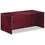"Alera Verona Veneer Series Executive Desk Shell 72"" - RN21-7236MM"