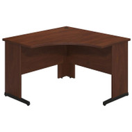 "BBF Bush Series C Elite Corner Desk 48"" x 48"" Hansen Cherry - WC24551"