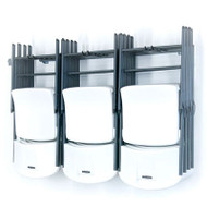 Monkey Bars Large Folding Chair Rack - MB-23