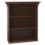 Bush Mission Creek Collection 3-Shelf Bookcse Antique Cherry - MCB136AN-03