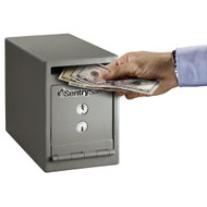 Sentry Under Counter Drop Slot Depository Safe - UC-039K