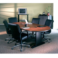 Mayline CSII Conference Table Racetrack 84W x 42D x 29H - R84V