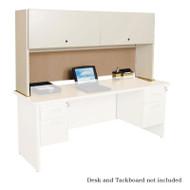 Marvel Desk Hutch with Flipper Door 60 x 36 - POS60.PFD60