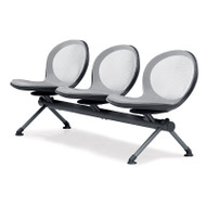 OFM NET Series Beam Seating 3 Seats - NB-3
