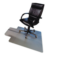 Floortex Polycarbonate Chair Mat for Hard Floors (Pack of 6) - FLR-128919LR