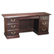 "DMI Governor's Series Credenza 66"", Assembled - 7350-21"