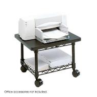 Safco Wire Under-Desk Printer/Fax Stand - 5206