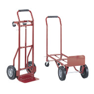 Safco Heavy-duty Convertible Hand Truck - 4086R